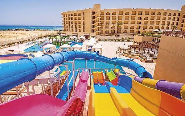 Hotel Sunny Days Resort Spa & Aquapark, Hurghada, letecky, all inclusive3