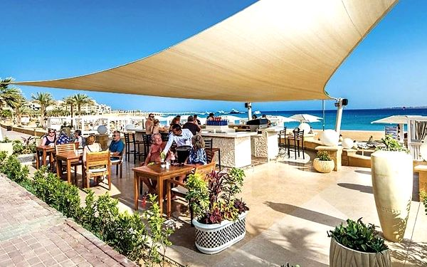 Hotel Sunrise Romance Sahl Hashesh, Hurghada, letecky, all inclusive2
