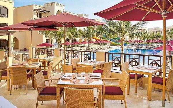 Hotel The Village At The Cove Rotana Resort, Dubaj, letecky, ultra all inclusive4
