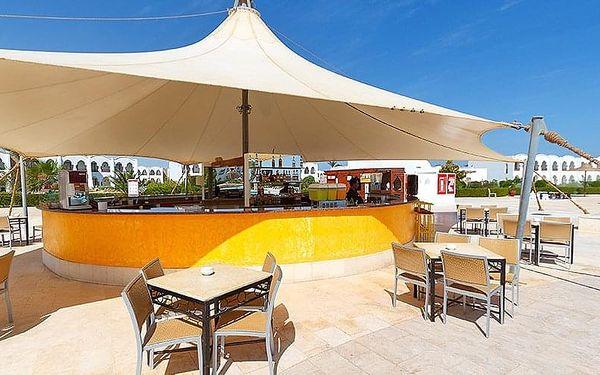 Hotel Gorgonia Beach Resort, Marsa Alam, letecky, all inclusive4