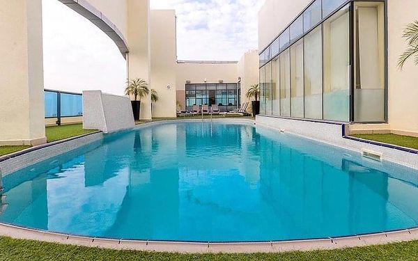 Hotel First Central Hotel Suites, Dubaj, letecky, snídaně v ceně2