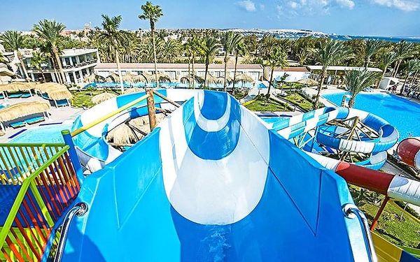 Hotel Aqua Joy Resort By Sunrise, Hurghada, letecky, all inclusive2