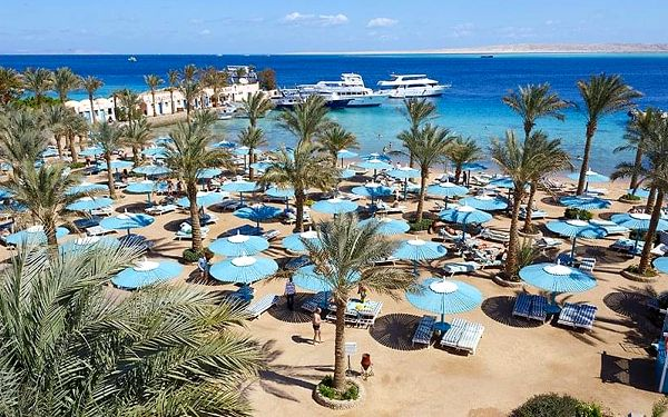 Hotel Le Pacha Resort, Hurghada, letecky, all inclusive3
