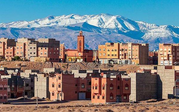 Velký Okruh Marokem, Agadir, letecky, polopenze3