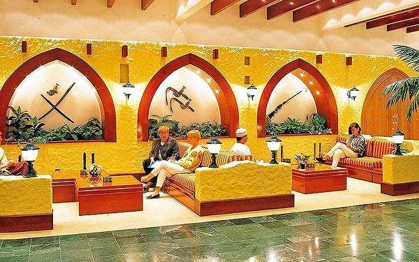 Hotel Lou´lou´a Beach Resort, Dubaj, letecky, snídaně v ceně2