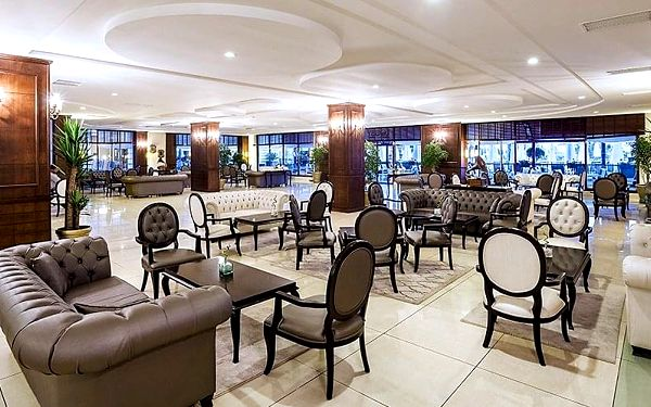Hotel Turan Prince, Turecká riviéra, letecky, all inclusive3
