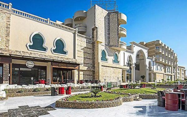 Hotel Aqua Joy Resort By Sunrise, Hurghada, letecky, all inclusive4