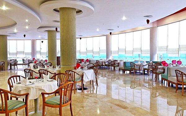 Hotel Three Corners Sunny Beach Resort, Hurghada, letecky, all inclusive2