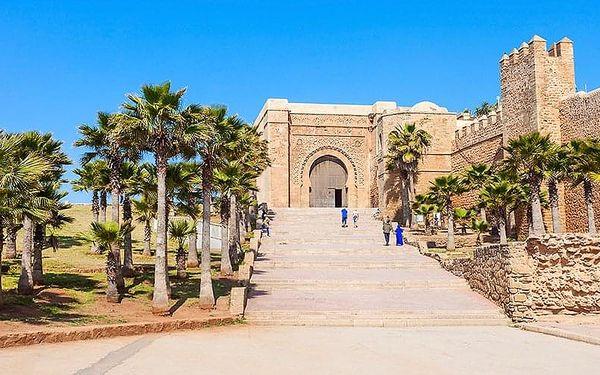 Královská Sultánská Města, Agadir, letecky, polopenze5