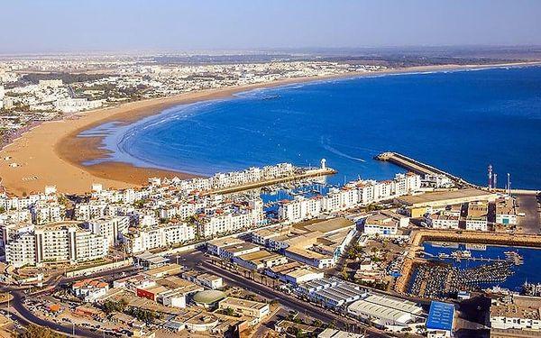Velký Okruh Marokem, Agadir, letecky, polopenze4