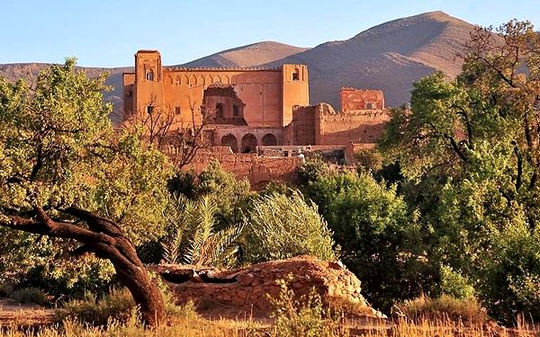 Okruh Saharou, Agadir, letecky, polopenze5