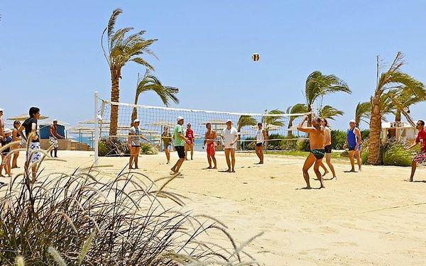 Hotel Three Corners Sunny Beach Resort, Hurghada, letecky, all inclusive3