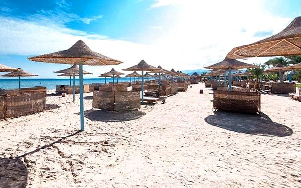 Hotel Imperial Shams Abu Soma, Hurghada, letecky, all inclusive5