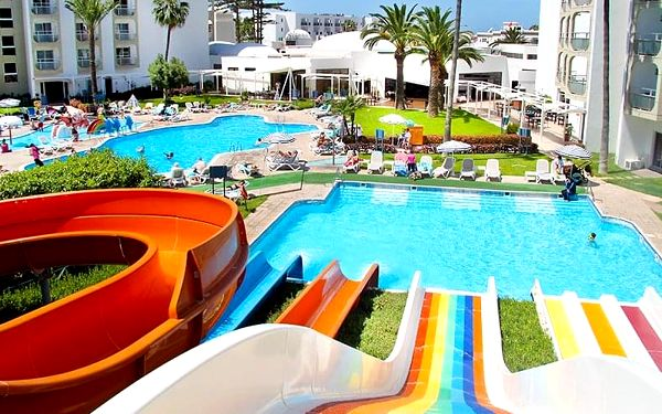 Hotel Kenzi Europa, Agadir, letecky, all inclusive5