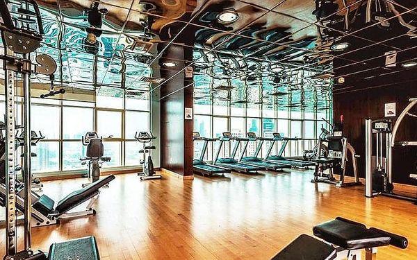 Hotel First Central Hotel Suites, Dubaj, letecky, snídaně v ceně3