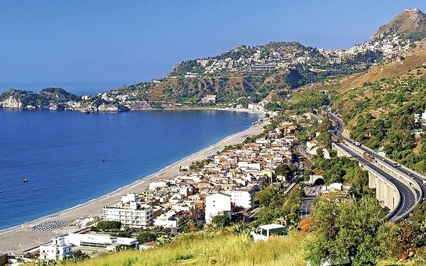 Hotel Da Peppe, Sicílie, letecky, polopenze3