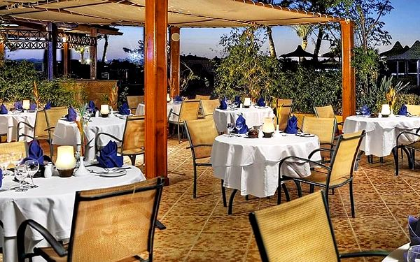 Hotel Malikia Beach Resort Abu Dabbab, Marsa Alam, letecky, all inclusive5