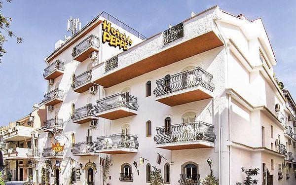 Hotel Da Peppe, Sicílie, letecky, polopenze4