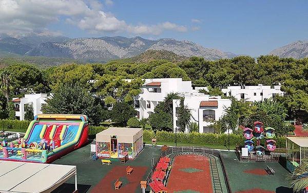 Hotel Emelda Sun Club, Turecká riviéra, letecky, ultra all inclusive5