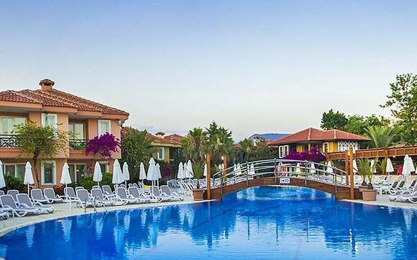 Hotel Club Dizalya, Turecká riviéra, letecky, all inclusive5