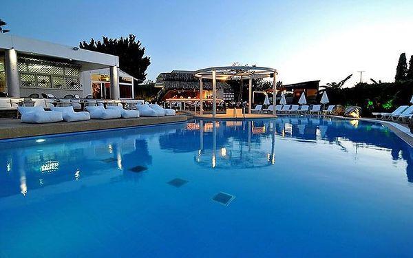 Hotel Palm Beach, Kos, letecky, polopenze5