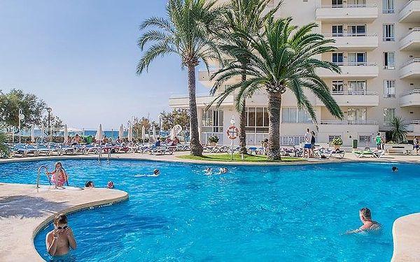 Hotel Playa Dorada, Mallorca, letecky, all inclusive3