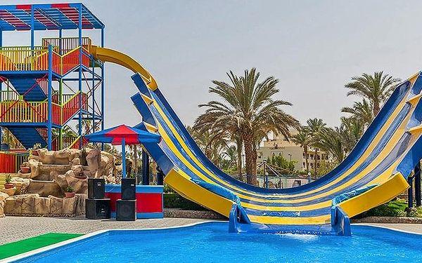 Hotel Aqua Joy Resort By Sunrise, Hurghada, letecky, all inclusive5