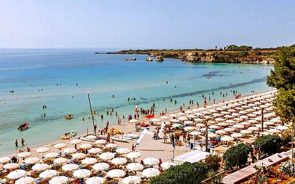 Hotel Club Fontane Bianche, Sicílie, letecky, all inclusive4