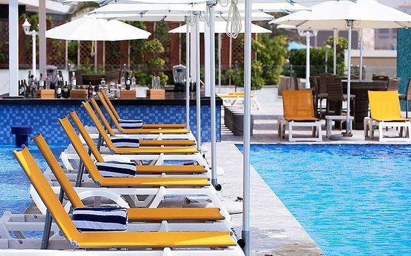 Hotel C Central Resort The Palm, Dubaj, letecky, snídaně v ceně3