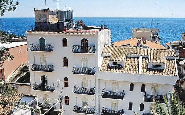 Hotel Da Peppe, Sicílie, letecky, polopenze5