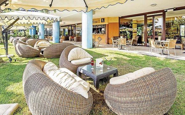 Hotel Atahotel Naxos Beach, Sicílie, letecky, polopenze5