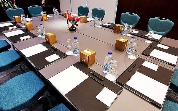 Hotel First Central Hotel Suites, Dubaj, letecky, snídaně v ceně4