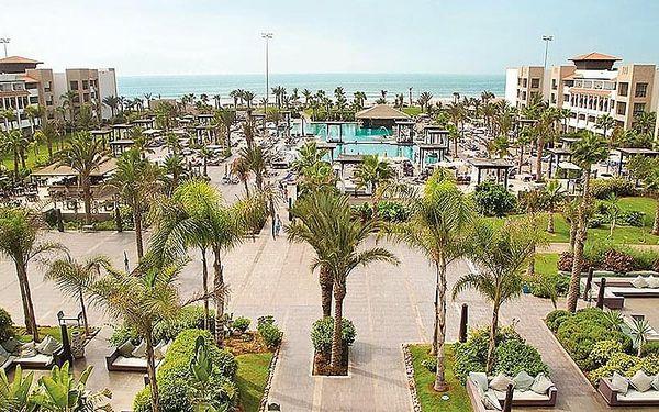 Hotel Riu Palace Tikida Agadir, Agadir, letecky, all inclusive5