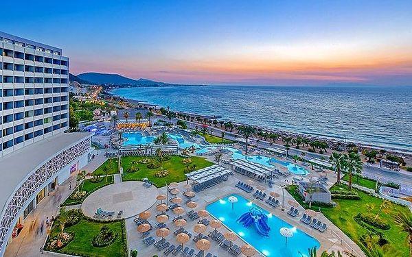 Řecko - Rhodos letecky na 7-15 dnů, ultra all inclusive