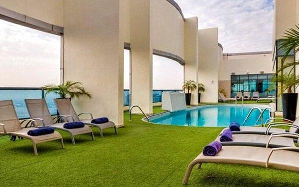 Hotel First Central Hotel Suites, Dubaj, letecky, snídaně v ceně5