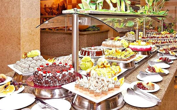 Hotel Three Corners Sunny Beach Resort, Hurghada, letecky, all inclusive5