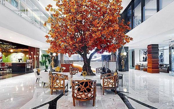 Hotel C Central Resort The Palm, Dubaj, letecky, snídaně v ceně5
