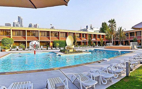 Hotel Lou´lou´a Beach Resort, Dubaj, letecky, snídaně v ceně5