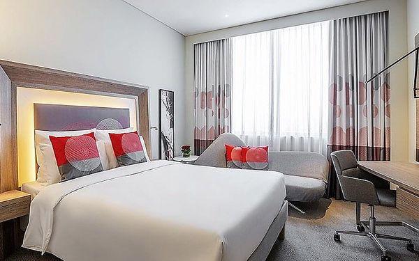 Hotel Novotel Bur Dubai, Dubaj, letecky, snídaně v ceně3