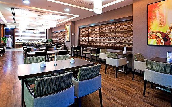 Hotel Citymax Hotel Sharjah, Dubaj, letecky, snídaně v ceně4
