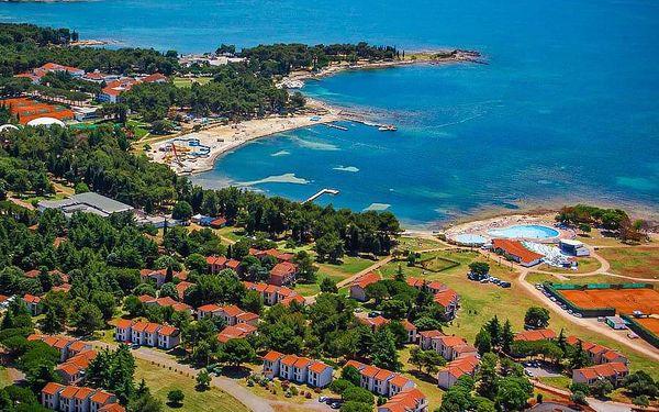 Chorvatsko, Umag | Apartmány Polynesia*** | Dítě zdarma | Venkovní bazén | Mini klub pro děti | Polopenze