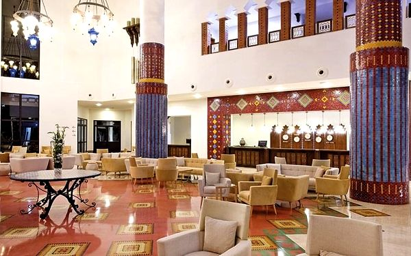 Hotel Iberostar Founty Beach, Agadir, letecky, all inclusive5