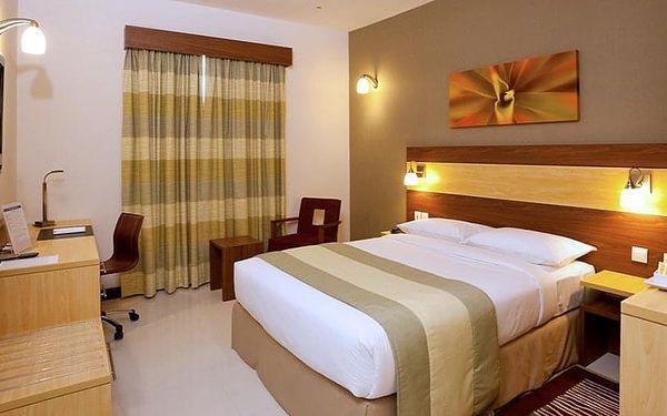 Hotel Citymax Hotel Sharjah, Dubaj, letecky, snídaně v ceně5