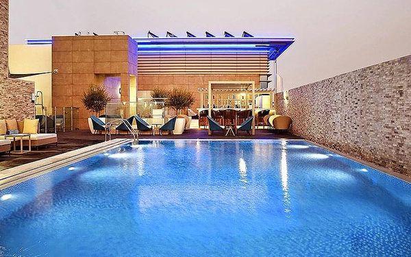 Hotel Novotel Bur Dubai, Dubaj, letecky, snídaně v ceně5