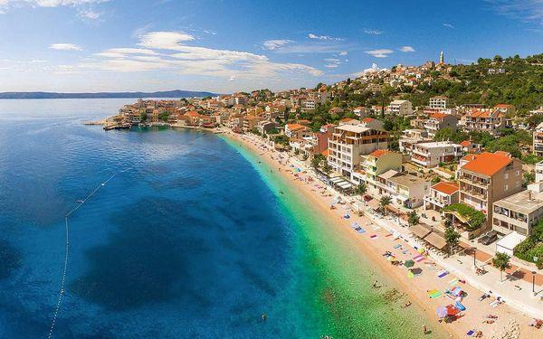 Chorvatsko, Igrane   Apartmány Ankora***   Až pro 6 osob   Bez stravy   Pláž do 100 m