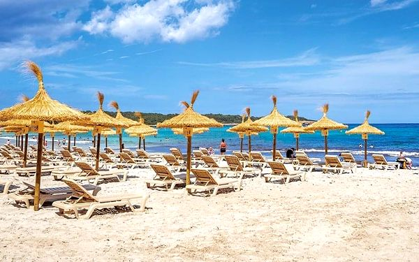 Hotel Playa Dorada, Mallorca, letecky, all inclusive5