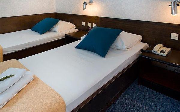 Hotel a depandance Laguna, Makarská riviéra, vlastní doprava, snídaně v ceně3