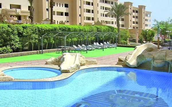 Hotel King Tut Aqua Park Beach Resort, Hurghada, letecky, all inclusive