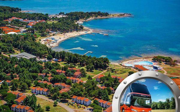 Zkrácená dovolená Istrie | Apartmány Polynesia*** | Doprava v ceně | Dítě do 13,99 let zdarma | Polopenze
