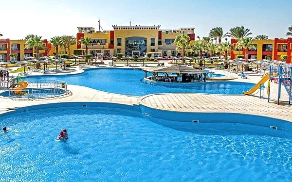 Hotel Magic Tulip Resort & Aquapark, Marsa Alam, letecky, all inclusive